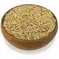 Овес натуральный неочищенный 0,25кг. сертифицированные без ГМО