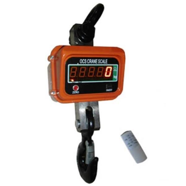 Весы крановые электронные Центровес ОСS-А-5000 (5 т)