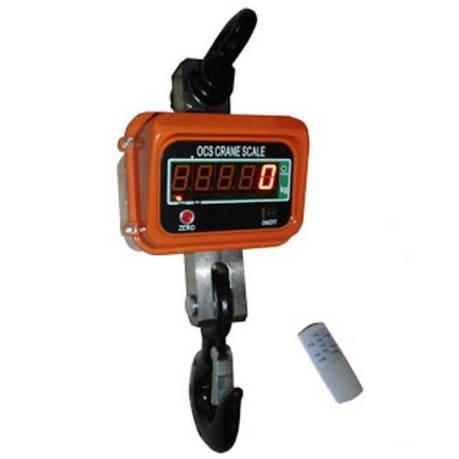 Весы крановые электронные Центровес ОСS-А-5000 (5 т), фото 2