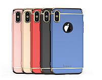 Чехол бампер Ipaky для Apple iPhone X / XS (5 цветов)