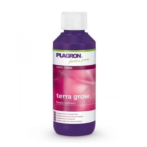 Удобрение для гидропоники Plagron Terra Grow 100 ml