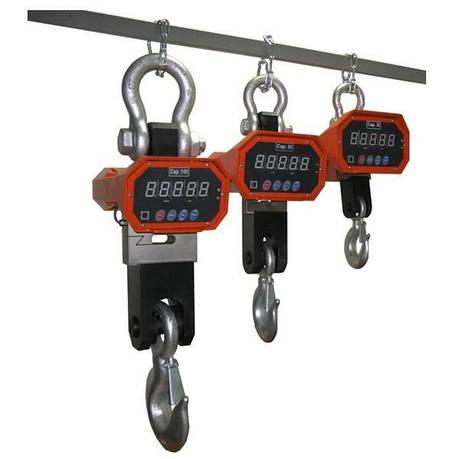 Весы крановые электронные Днепровес XZC ( 10 т), фото 2