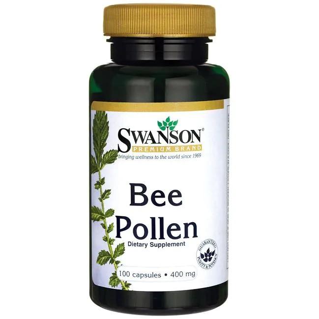 Bee Pollen ПЕРГА (бджолиний хліб) 100 капс по 400 мг