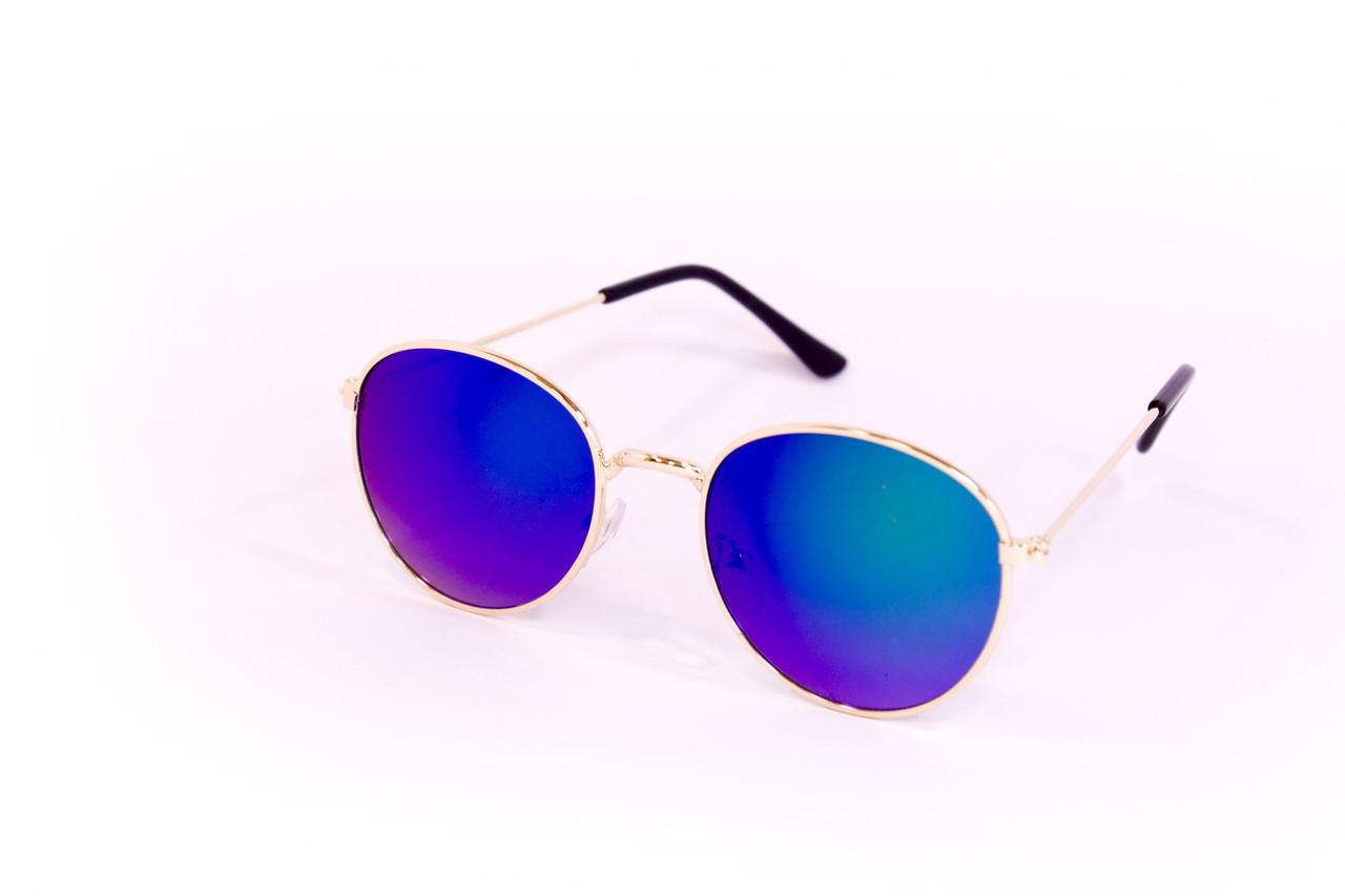 Детские очки круглые  0401-1