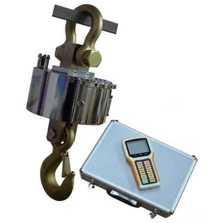 Весы крановые электронные Днепровес XC ( 20 т), фото 2