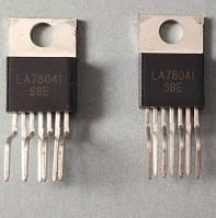 Микросхема LA78041 TO220-7 Драйвер Кадровой Развертки ТВ