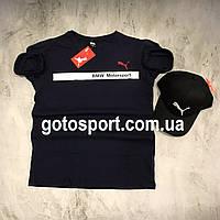 Мужская футболка Puma BMW Motosport, фото 1