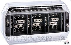 Комутаційна колодка НІК-КП125 IP 30