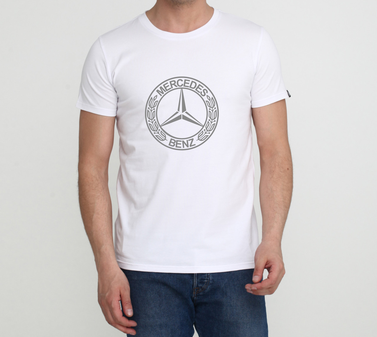 Футболка Mercedes-Benz біла