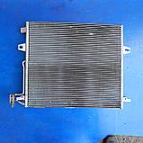 Радиатор кондиционера Mercedes ML МЛ W 164 A2515000054 2005-2011 гг Радіатор кондиціонера, фото 3