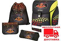 Ранец Herlitz Midi Plus Formuła 1 Гоночная машинка школьный рюкзак для первоклассника распродажа