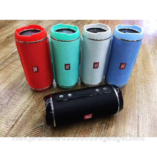 Колонка T&G (TG-116) с тканевым покрытием все цвета