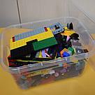Органайзер 260х185х140 мм / Ящик для хранения / Контейнер  / Бокс  - 5 л с крышкой, фото 8
