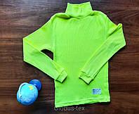 Водолазка Гольф детский однотонный рубчик , розмір 32