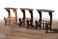 Газетница деревянная напольная