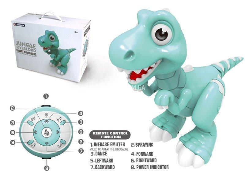 Интерактивный Smart Динозавр на радиоуправлении Jiabaile