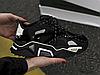 Жіночі кросівки Calvin Klein Black Strike 205 Leather 205W39NYC, фото 2