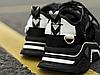 Жіночі кросівки Calvin Klein Black Strike 205 Leather 205W39NYC, фото 3