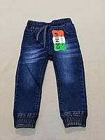Детские стрейчевые джинсы для мальчика 1, 2, 3, 4, 5 лет, фото 1
