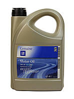 Моторне масло GM Dexos2 5W-30 4л.
