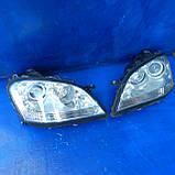 Фари фара фари КСЕНОН на 2 блоку Mercedes ML W164 320 350 2005 2006 2007 2008 2009 2010 Мерседес МЛ, фото 7