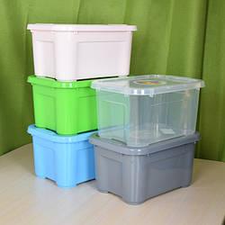 Органайзери, контейнери, ящики для зберігання