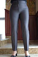 Классические прямые брюки являются универсальным повседневным компаньоном, р.52 к.3132М