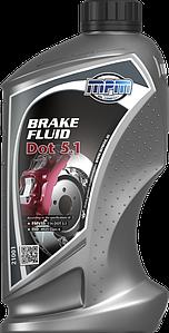 Гальмівна рідина MPM Brake Fluid DOT-5.1