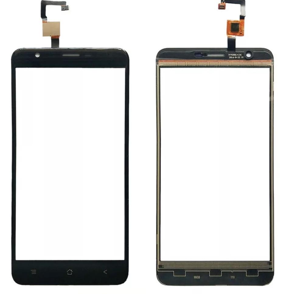 Touchscreen (сенсор) для смартфона Blackview E7 Чорний