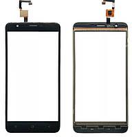 Touchscreen (сенсор) для смартфона Blackview E7S Чорний