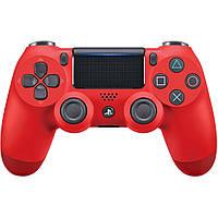 Sony Dualshock 4 Красный version 2