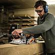 Рубанок с тремя ножами Triton 1500 Вт, фото 4