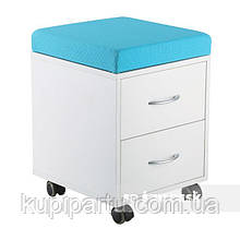 Дитяча тумбочка FunDesk SS15W Blue