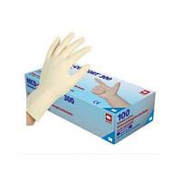 Перчатки латексные Ampri Med Comfort 300 Медаппаратура