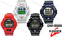 Спортивные часы Casio G-Shock DW 6900