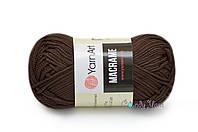 YarnArt Macrame, Шоколад №157
