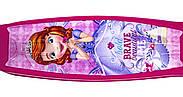 Детский самокат Smart. Disney. Princess. Складная ручка!, фото 4