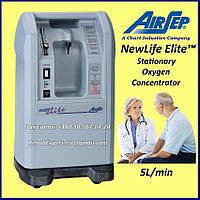 Б/У Концентратор кислорода AirSep NewLife Elite 5 L Stationary Oxygen Concentrator (Used)