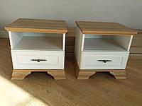 Тумбочка ДВЕ Ирис (комплект - 2шт.) Мебель Сервис 49х41х47 см