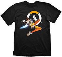 Футболка Gaya Overwatch T-Shirt - Tracer Hero XL