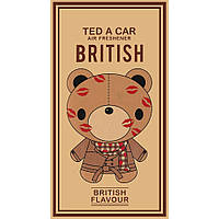 Ароматизатор TED A CAR BRITISH Flavour Burberry