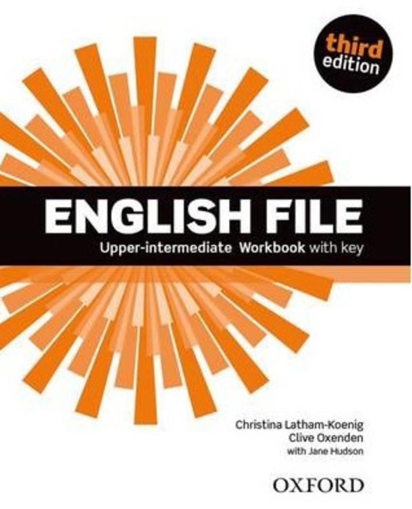 English File third edition Upper-Intermediate Workbook with Key