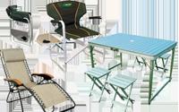 Складні меблі для пікніка, туризму і відпочинку