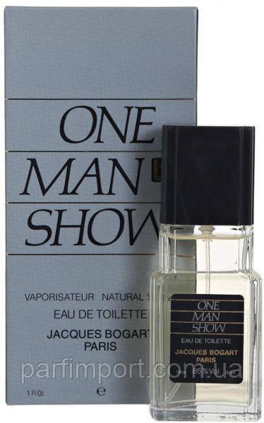 BOGART One Man Show EDT 30 ml  туалетная вода мужская (оригинал подлинник  Франция)
