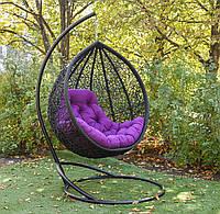 Большое подвесное кресло качалка Веста ЮМК