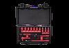 """Набір діелектричного інструменту 14 предметів 3/8""""DR. VDE 6 гранн KING TONY 35VE01MRV"""