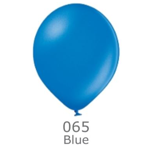 "Шар воздушный BELBAL металлик 065 Синий Blue 12""(30см)"