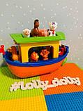 Ноїв Ковчег Kiddieland 031881 Оригінал озвучений українською, фото 5