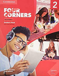 Four Corners 2 Student's Book with Online Self-Study