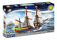 Конструктор Корабль пилигримов The Mayflower COBI-21077